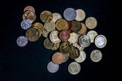 κόσμος χρημάτων συλλογή&sigmaf στοκ φωτογραφίες