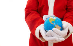 κόσμος Χριστουγέννων Στοκ Εικόνα