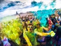κόσμος χρωμάτων Στοκ εικόνες με δικαίωμα ελεύθερης χρήσης
