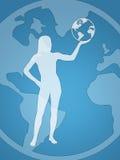 κόσμος Ελεύθερη απεικόνιση δικαιώματος