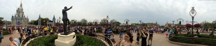 Κόσμος Cinderella Castle της Disney στοκ φωτογραφίες με δικαίωμα ελεύθερης χρήσης