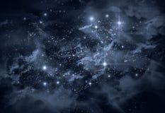 Κόσμος Starscape Στοκ Εικόνες