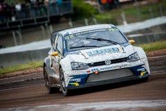 ΚΌΣΜΟΣ RALLYCROSS FIA ΤΗΣ ΒΑΡΚΕΛΏΝΗΣ 2017 Στοκ Εικόνα