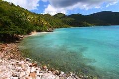 Κόλπος ζυθοποιών Tortola στοκ φωτογραφία