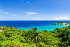 κόλπος Καραϊβικές Θάλασ&sigma Στοκ φωτογραφία με δικαίωμα ελεύθερης χρήσης