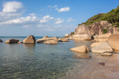Κόλπος κρυστάλλου, νησί Samui, Ταϊλάνδη Στοκ φωτογραφίες με δικαίωμα ελεύθερης χρήσης
