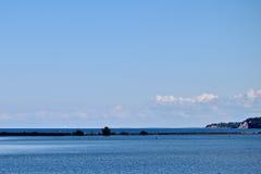 Κόλπος σημείου Sodus στη Νέα Υόρκη Στοκ φωτογραφία με δικαίωμα ελεύθερης χρήσης