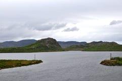 Κόλπος στη βόρεια Ευρώπη Στοκ Εικόνα