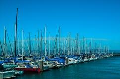 Κόλπος στο Σαν Φρανσίσκο Στοκ εικόνα με δικαίωμα ελεύθερης χρήσης