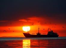 Κόλπος της Μανίλα Στοκ φωτογραφία με δικαίωμα ελεύθερης χρήσης