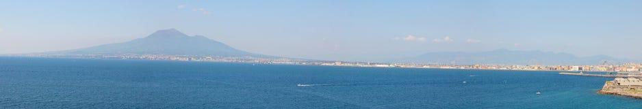 Κόλπος της Νάπολης Στοκ Εικόνα
