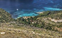 Κόλπος της Σαρδηνίας Cala Moresca Στοκ φωτογραφία με δικαίωμα ελεύθερης χρήσης