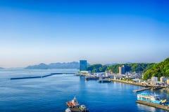 Κόλπος της Χιροσίμα Στοκ Φωτογραφία