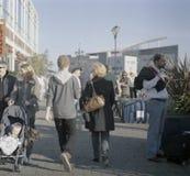 Κόλπος του Κάρντιφ Στοκ εικόνα με δικαίωμα ελεύθερης χρήσης