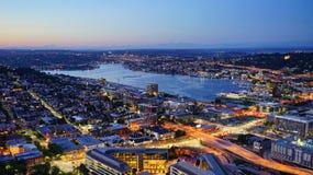 Κόλπος του Σιάτλ Στοκ Φωτογραφία