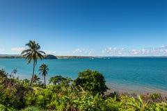 Κόλπος του Diego Suarez, όμορφο natu vigrin Ινδικού Ωκεανού, Μαδαγασκάρη Στοκ φωτογραφία με δικαίωμα ελεύθερης χρήσης