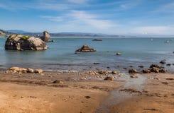 Κόλπος - Τρινιδάδ Καλιφόρνια Στοκ Εικόνες