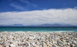 Κόλπος Corinth, Ελλάδα Στοκ φωτογραφίες με δικαίωμα ελεύθερης χρήσης