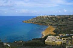 Κόλπος Gozo Ramla Στοκ φωτογραφίες με δικαίωμα ελεύθερης χρήσης