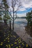 Κόλπος Krabaen Kung, Chanthaburi, Ταϊλάνδη Στοκ φωτογραφία με δικαίωμα ελεύθερης χρήσης
