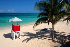 Κόλπος Montego, Τζαμάικα Στοκ Εικόνα