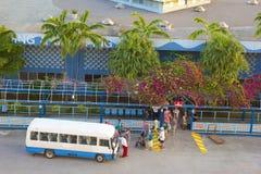 Κόλπος Montego, Τζαμάικα Στοκ φωτογραφία με δικαίωμα ελεύθερης χρήσης