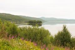 Κόλπος Pechenga Στοκ φωτογραφίες με δικαίωμα ελεύθερης χρήσης