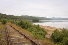 Κόλπος Pechenga Στοκ εικόνες με δικαίωμα ελεύθερης χρήσης