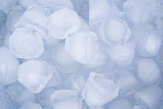 Κύβοι πάγου Στοκ εικόνα με δικαίωμα ελεύθερης χρήσης