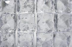 Κύβοι πάγου Στοκ Εικόνα