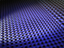 κύβοι που μετατοπίζουν το επίκεντρο Στοκ εικόνα με δικαίωμα ελεύθερης χρήσης