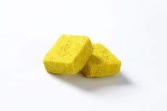 Κύβοι σούπας Στοκ εικόνες με δικαίωμα ελεύθερης χρήσης