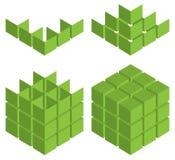 κύβοι στοκ φωτογραφία με δικαίωμα ελεύθερης χρήσης