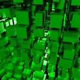 κύβοι technologic Στοκ φωτογραφίες με δικαίωμα ελεύθερης χρήσης