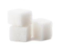 Κύβος ζάχαρης Στοκ εικόνα με δικαίωμα ελεύθερης χρήσης