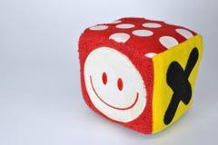 Κύβος παιχνιδιών Στοκ Εικόνες