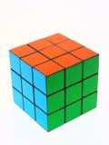 κύβος rubik s στοκ φωτογραφία με δικαίωμα ελεύθερης χρήσης