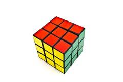 κύβος rubik s στοκ εικόνα με δικαίωμα ελεύθερης χρήσης