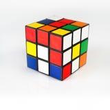 κύβος rubik s Στοκ εικόνες με δικαίωμα ελεύθερης χρήσης