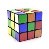 Κύβος Rubik s Στοκ Φωτογραφία
