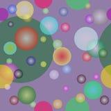 κύκλοι άνευ ραφής Στοκ εικόνα με δικαίωμα ελεύθερης χρήσης