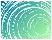 κύκλοι αφαίρεσης Στοκ εικόνα με δικαίωμα ελεύθερης χρήσης
