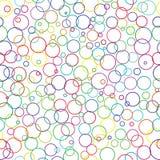 κύκλοι ευτυχείς απεικόνιση αποθεμάτων