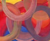 κύκλοι Στοκ Φωτογραφία