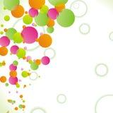 κύκλος ανασκόπησης πράσι&nu διανυσματική απεικόνιση