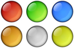 κύκλος εικονιδίων Στοκ φωτογραφία με δικαίωμα ελεύθερης χρήσης