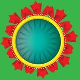 κύκλος εορτασμού Στοκ Φωτογραφίες