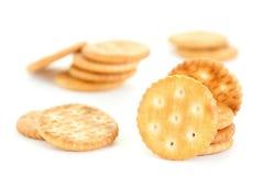 κύκλος μπισκότων που αλ&alph στοκ φωτογραφία
