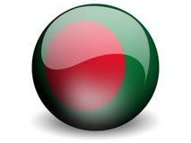 κύκλος σημαιών του Μπαγκ& Στοκ Εικόνες