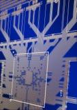 κύκλωμα χαρτονιών που τυπώνεται ελεύθερη απεικόνιση δικαιώματος